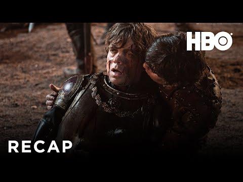 Game Of Thrones - Season 2 Recap - Official HBO UK