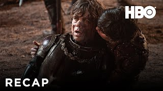 Game Of Thrones - Season 2 Recap - Official HBO UK