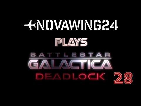 Battlestar Galactica: Deadlock - Campaign Playthrough - Episode 28 |