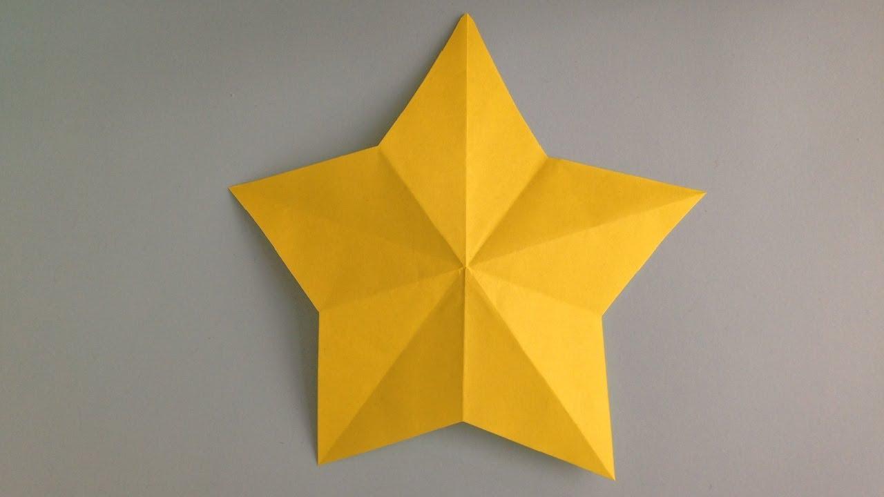 折り紙 星はさみ
