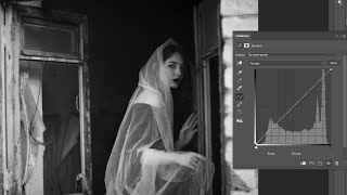 Урок онлайн кривые в Фотошопе и Лайтруме