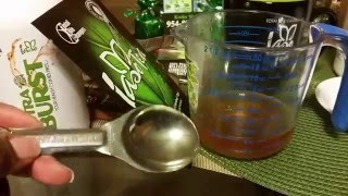 Iaso Tea - Fast Trick for Weight Loss by Director, Kesha Murray