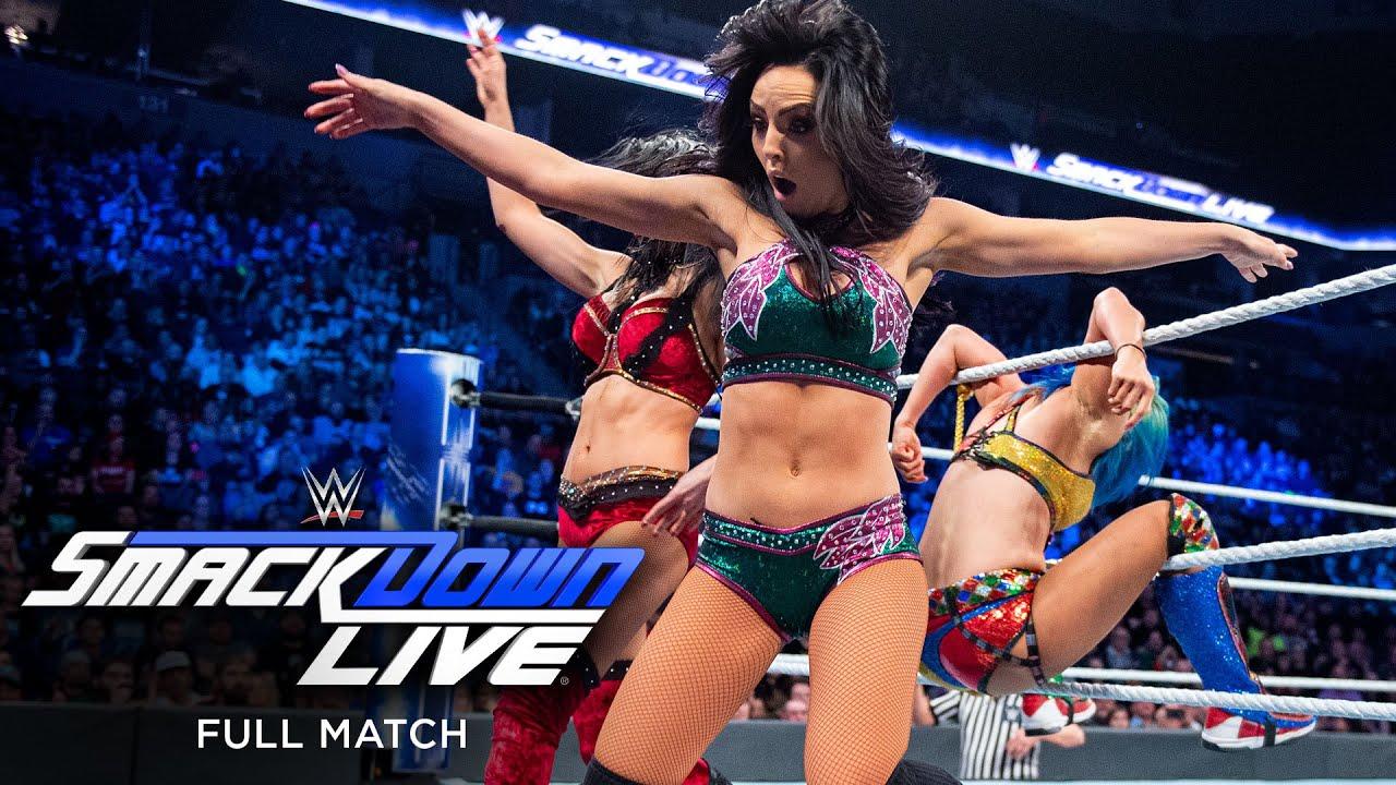 FULL MATCH - Women's Battle Royal: SmackDown LIVE, Nov. 27, 2018
