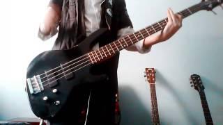 Ария (Кипелов) - Осколок льда (Bass cover by Вячеслава Хрусталёва)