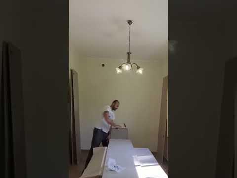 Montaggio armadio 6 ante - YouTube