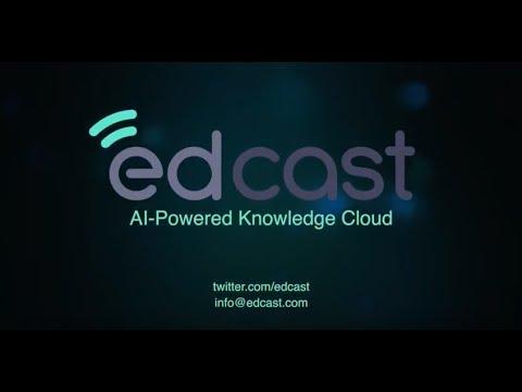 EdCast: AI-Powered Knowledge Cloud