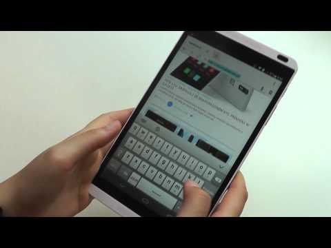 Recenzja Huawei MediaPad M1 8.0