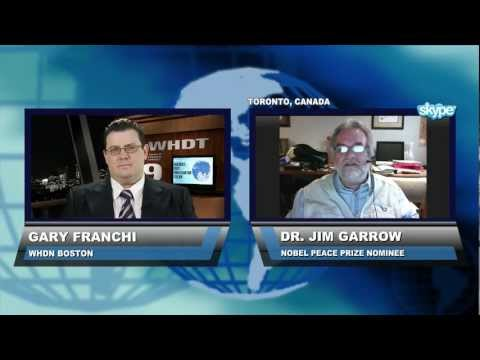 Obama to Top Brass: Will you fire on American Citizens? - Dr. Jim Garrow