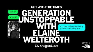 Get With The Times: Elaine Welteroth and Jessica Bennett