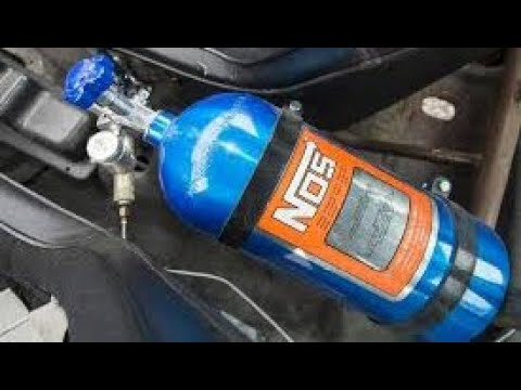 CHEAPEST WAY TO INSTALL NITROUS OXIDE (NOS) TO YOUR CAR ...