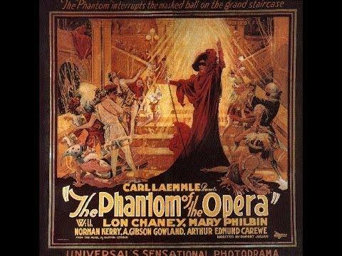 The Phantom of the Opera (1925) - 1929 Release