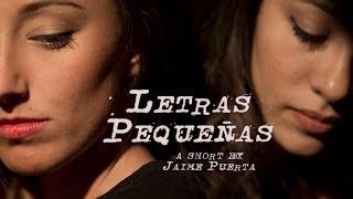 """Letras Pequenas"" TRAILER by Jaime Puerta"