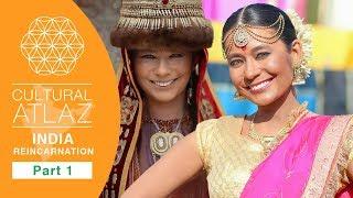 Перевоплощение в индийский образ / Индия / Cultural Atlaz