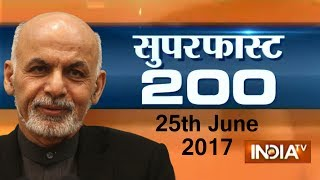 Superfast 200 | 25th June, 2017, 7:30pm ( Part 2 ) - India TV