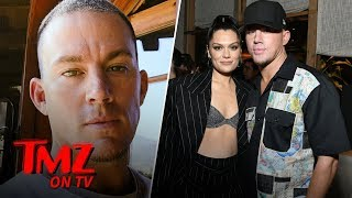 Channing Tatum And Jessie J Are Official Again | TMZ TV