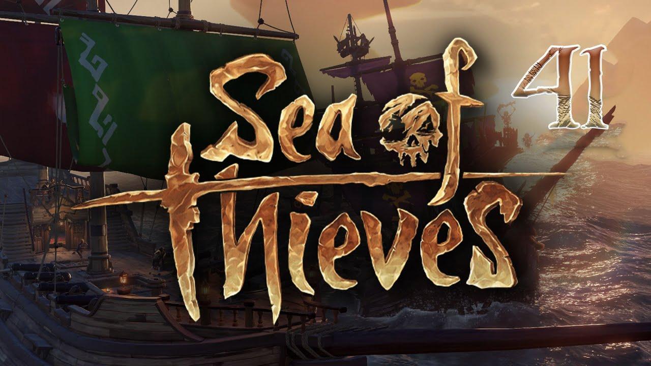 MISSÄ ON JUOPUNUT SEILORI? - Sea of Thieves - Ep41