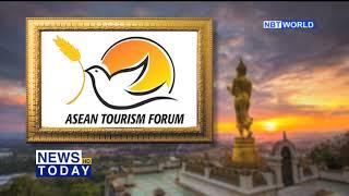 "Nan wins ""ASEAN Clean Tourist City Standard"" award"
