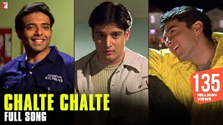 Download Chalte Chalte - Full Song | Mohabbatein | Uday Chopra | Jugal Hansraj | Jimmy Shergill Mp3 and Videos