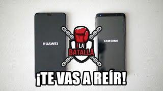 Samsung Galaxy S9 vs Huawei P20 Pro | La batalla