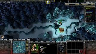 Warcraft 3: Farmer vs Hunter! #5 - Odd Short Game
