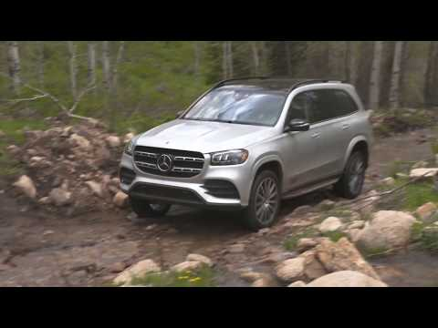 2020 Mercedes GLS - Off-Road Test Drive Luxurious SUV ! !
