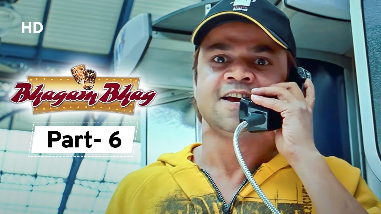 Download Bhagam Bhag - Movie In Parts 06   Akshay Kumar - Govinda - Lara Dutta - Paresh Rawal