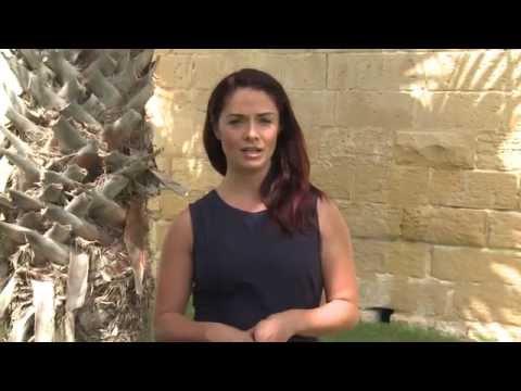 Miriam Dalli ALS Ice Bucket Challenge