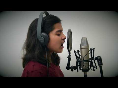 We are the world - Cover by Neha Nayak - 9 Years old