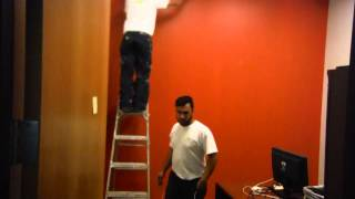 Orlando Commercial Office Painting