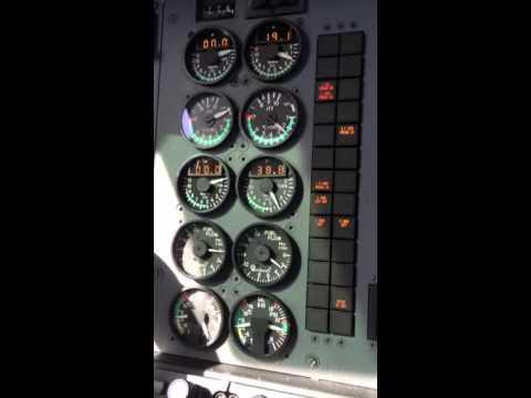 BE 400 Engine Start