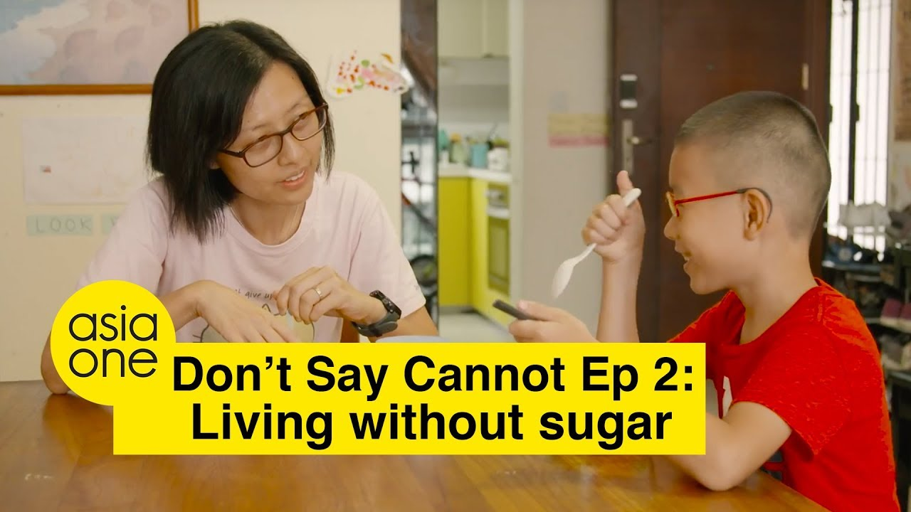 Don't Say Cannot: Life still sweet for Singaporean woman who