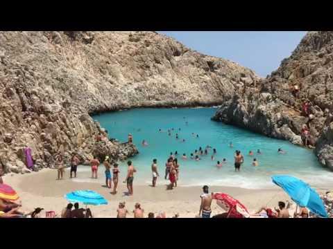 Crete July 2016
