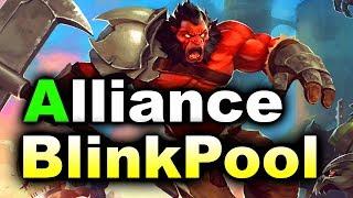 ALLIANCE vs BlinkPool - Game of Throw - EU Quals TI8 DOTA 2