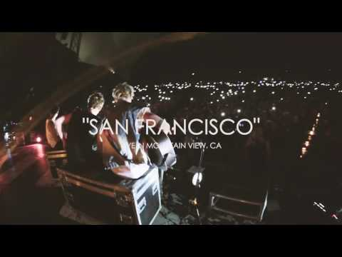 5 Seconds Of Summer - San Francisco (Official Music Live Video)