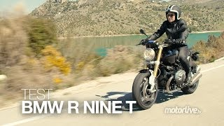 TEST | BMW R nineT, roadster absolu ! (EN subs)