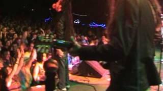 "Locos Por Juana ""FIRE"" at Shakori Hills Grass Roots Festival"