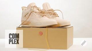 "Hender Scheme ""Air Jordan IV"" | Honest Unboxings On Complex"