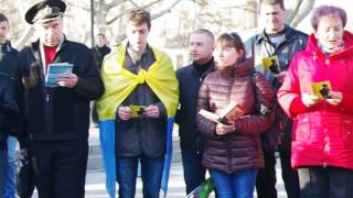 Флешмоб «Global Shevchenko» в Херсоне