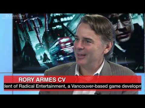 Rory Armes on 3D