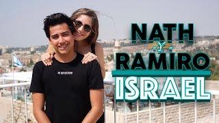 NATH Y RAMIRO TAKE ISRAEL PT.1 #VINEVSTWITTER