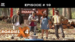 Roadies X4 - Episode 10 - Navdeesh clinches immunity