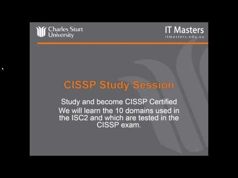 Lecture 1, Free Short Course: CISSP Security Certification