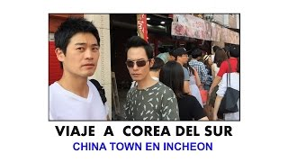 Visitando China Town que está en Corea | vlog