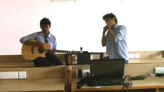 Tu Hi Meri Shab Hai - 2.5 @ PCE (Full HD 1080p, Trio Instrumental)