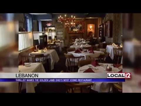 Lebanon restaurant named 'Ohio's most iconic eatery'