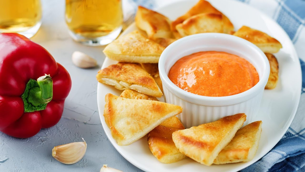 How To Make Spicy Feta Dip Stayhome With Valerie Bertinelli Youtube