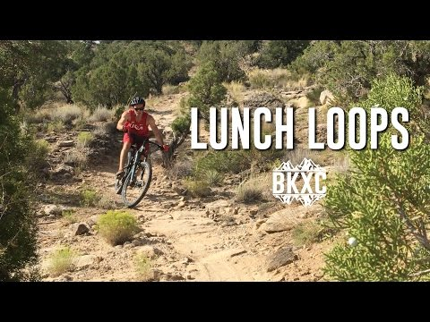 Mountain Biking the Lunch Loops in Grand Junction, Colorado