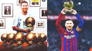 IT S ALL DECIDED LIONEL MESSI WILL WIN THE BALLON D OR 2021 HE HAS NO COMPETITION