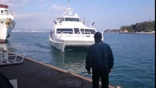 広島港~宮島 高速船