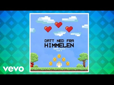 Morgan Sulele - Datt ned fra himmelen (Lyric Video) ft. Nico D.